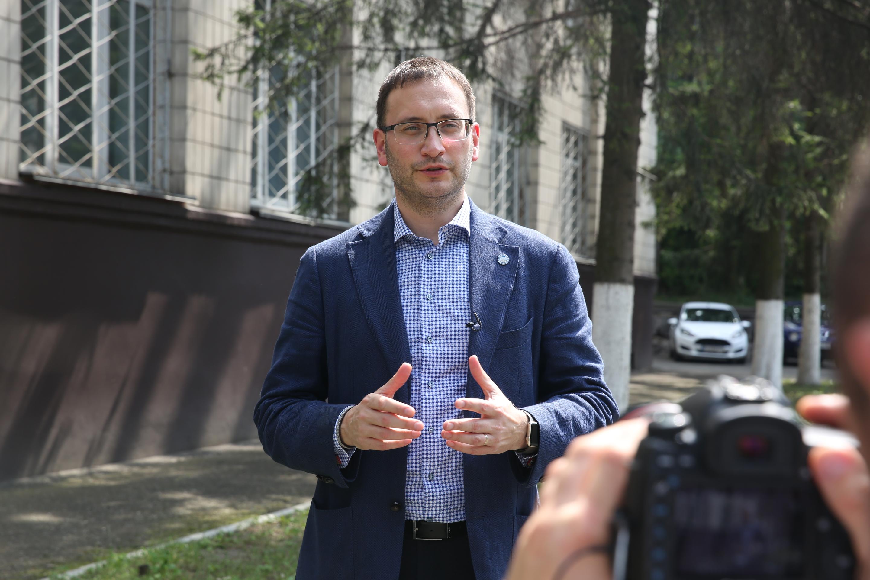 Dr. Jarno Habicht, WHO representative, Head of Country Office in Ukraine