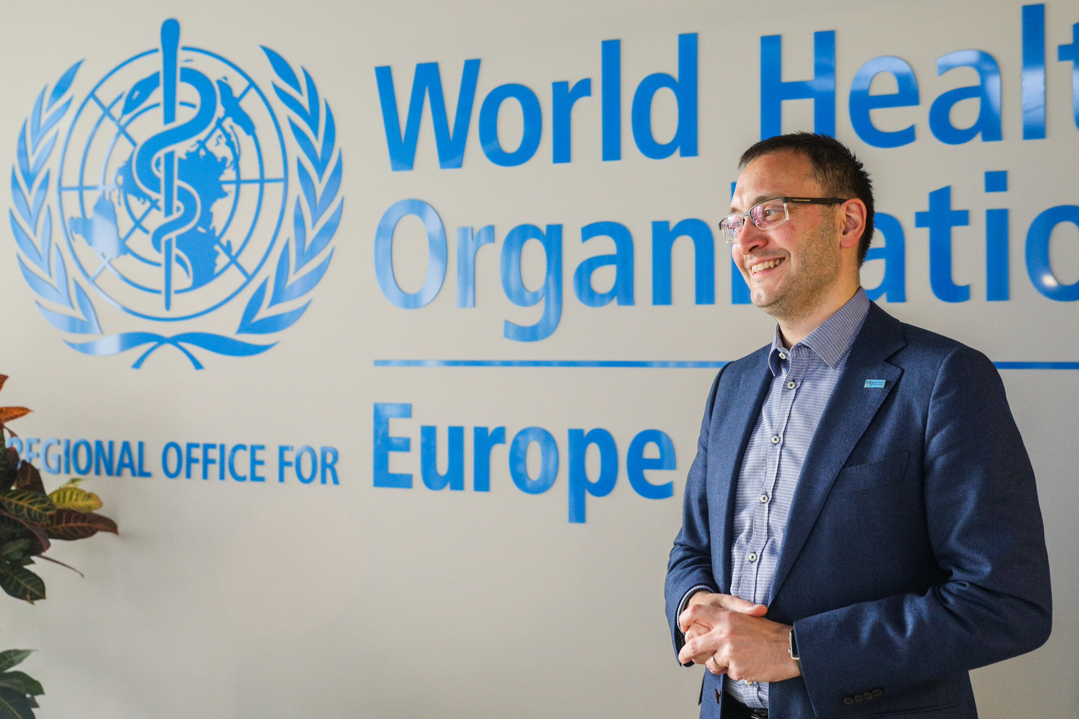 WHO envoy to Ukraine: Scale up testing, distance, adjust to new normal