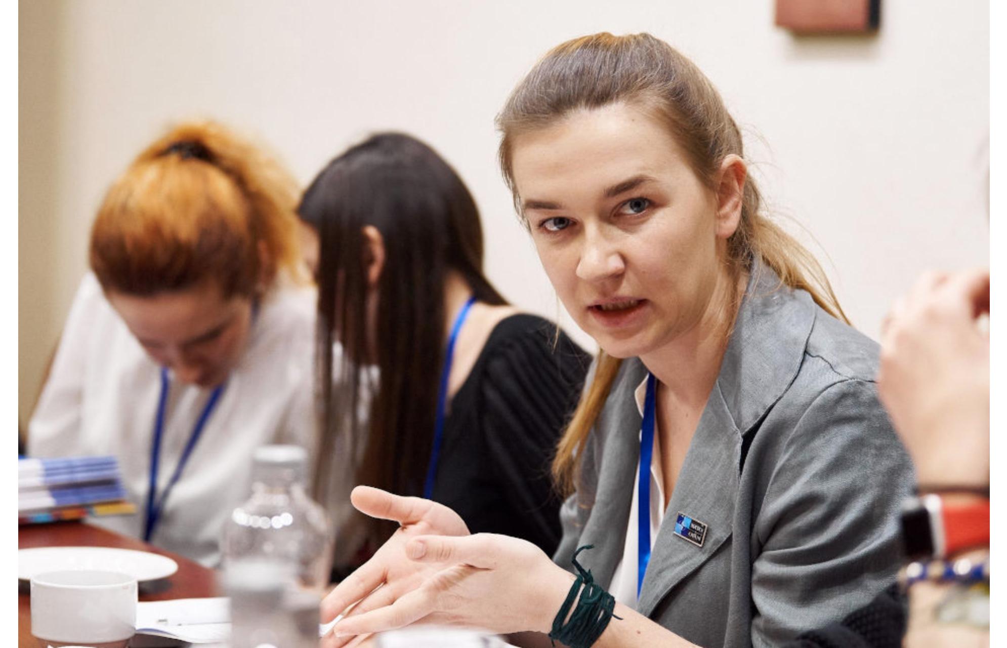 Ukrainian women's voices amid the COVID-19 crisis