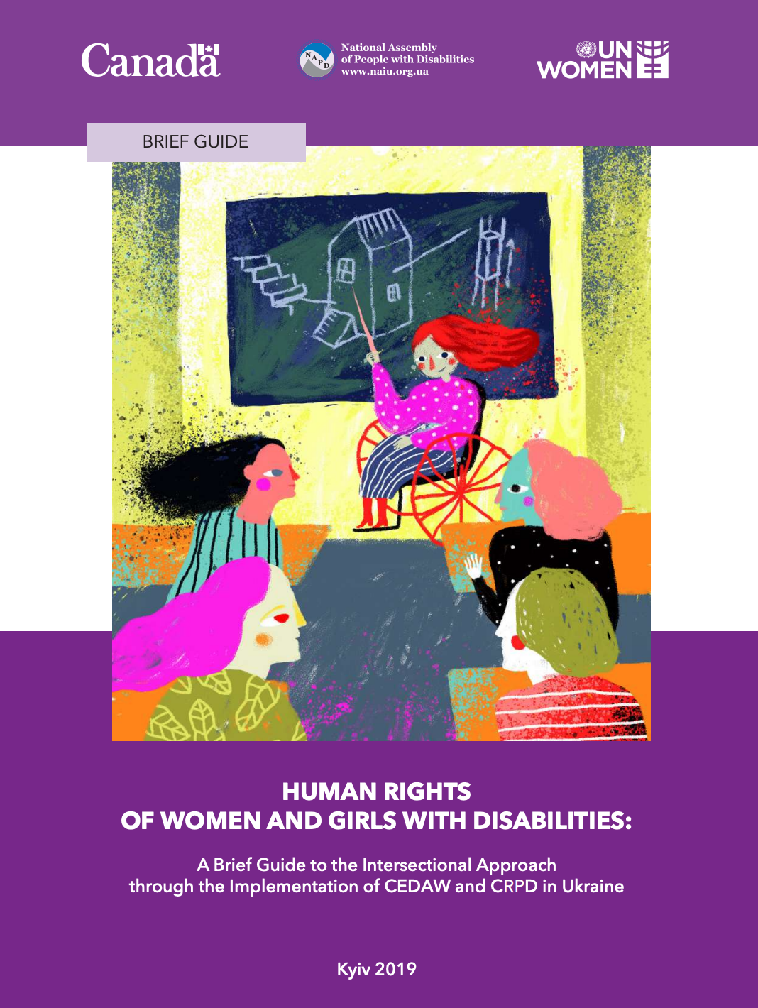 Human Rights of Women and Girls with Disabilities