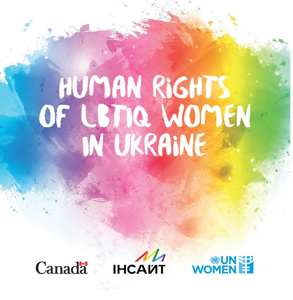 Human Rights of LBTIQ Women in Ukraine