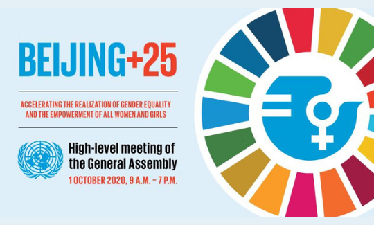 Historic gathering to call for political commitment at the highest levels for the achievement of gender equality