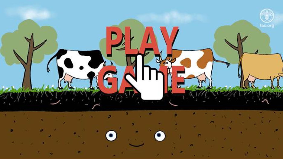 Напередодні Всесвітнього дня ґрунтів ФАО закликає зберегти ґрунт живим