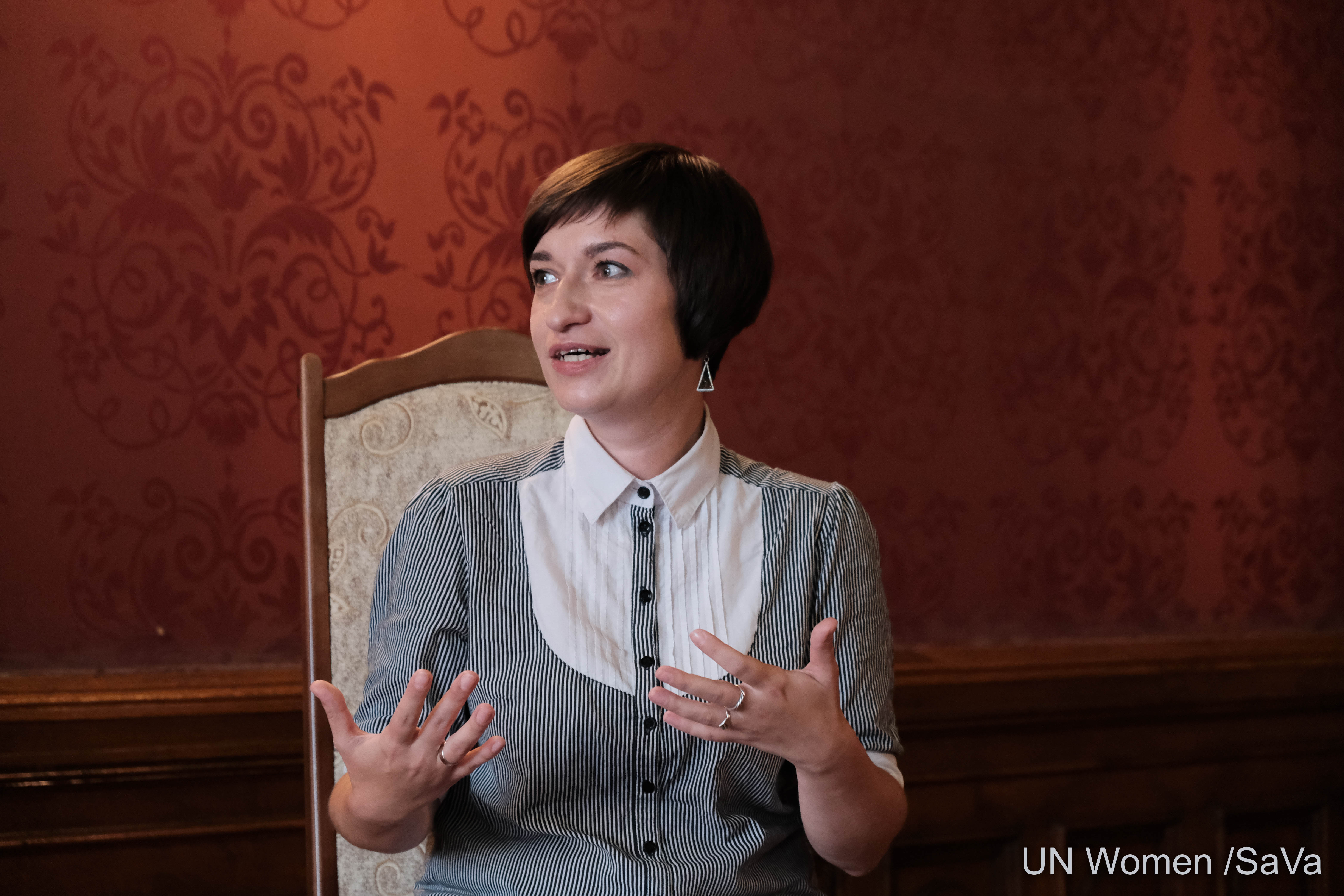 За словами Лілії Шутяк: «Онлайн дав можливість студентам бути більш включеними в роботу»