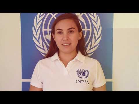'I love UN' - UN staff in Ukraine