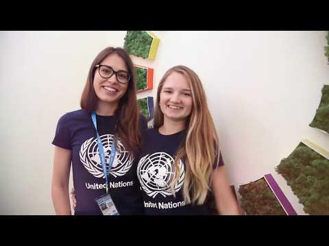 Працівники ООН розповідають про те, що їх надихає у роботі