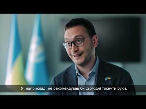 Dr. Jarno Habicht on WHO in Ukraine, response to COVID-19
